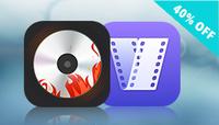 Cisdem – Cisdem DVDBurner and VideoConverter Bundle for Mac Coupon