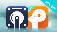 15% – Cisdem DataRecovery and PDFConverterOCR Bundle for Mac