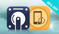 Cisdem Cisdem DataRecovery and iPhoneRecovery Bundle for Mac Coupon Code