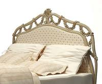 Classical bed with ottoman Coupon 15% OFF