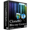 15% OFF – CloneBD Blu-ray Creator – 1 Year License