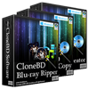 CloneBD Blu-ray Suite – 1 Year License Coupon