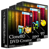 15% – CloneBD DVD Suite – Lifetime License