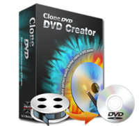 CloneDVD DVD Creator 4 years/1 PC Coupon