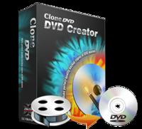 CloneDVD DVD Creator 4 years/1 PC Coupon