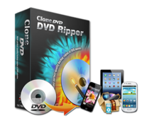 CloneDVD DVD Ripper 1 year/1 PC Coupon