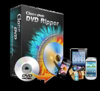 CloneDVD DVD Ripper lifetime/1 PC Coupon