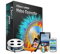 CloneDVD Video Converter 1 Year/1 PC Coupon