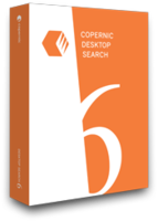 Amazing Copernic Desktop Search 6 Discount