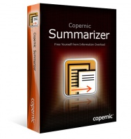 Copernic Copernic Summarizer (English) Discount