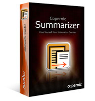 Copernic Summarizer (French) – Special Discount