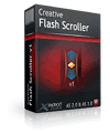 15% OFF – Creative Flash Scroller