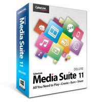 CyberLink Media Suite 11 Deluxe Coupons 15% OFF