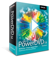 CyberLink PowerDVD 14 Standard Coupon 15% Off