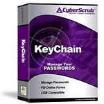 Exclusive CyberScrub KeyChain Coupons
