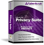 Cyberscrub Privacy Suite 5.1 with 1 Yr Subscription Coupon