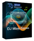 DJ Mixer Express for Mac Coupon 15% OFF