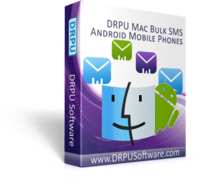 Premium DRPU MAC Bulk SMS Software for Android Phones Coupon Sale