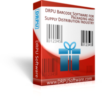 Amazing DRPU Packaging Supply and Distribution Industry Barcodes Coupon Discount