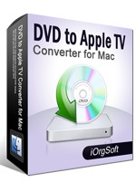 DVD to Apple TV Converter for Mac Coupon – 40%