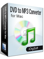 DVD to MP3 Converter for Mac Coupon Code – 50%