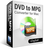 DVD to MPG Converter for Mac Coupon – 50%