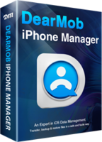 DearMob iPhone Manager – 1 Year 1Mac Coupons