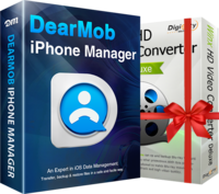Instant 15% DearMob iPhone Manager (Family License) Coupon Code