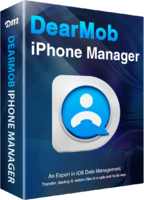 DearMob iPhone Manager (Lifetime License) – 15% Off