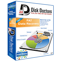 Disk Doctors FAT Data Recovery – End User Lic. Coupon – 10% Off