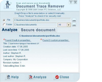 Document Trace Remover Coupon – 65%