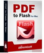 Doremisoft Mac PDF to Flash Converter Coupon – 30%