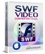 Doremisoft Mac SWF Video Converter Coupon Code – $60