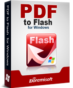Doremisoft PDF to Flash Converter Coupon Code – 30% OFF