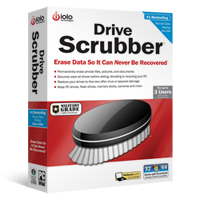 iolo technologies – Drive Scrubber Coupon