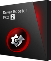 Driver Booster 2 PRO (1 jarig abonnement / 3 PCs ) Coupon