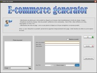 15 Percent – E-commerce generator