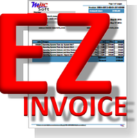 MHCSoft EZ web invoicer Avanced Edition Discount