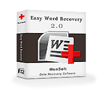 MunSoft – Easy Word Recovery Coupon Deal