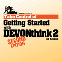 DEVONtechnologies Ebook: Take Control of Getting Started with DEVONthink 2 Coupons