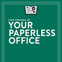 Ebook: Take Control of Your Paperless Office Coupon