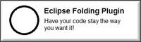NOSafeMode – Eclipse Folding Plugin Personal Coupon