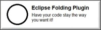 Exclusive Eclipse Folding Plugin Professional Coupon Sale