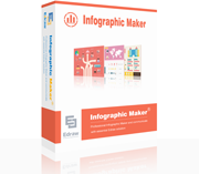 EDRAW LIMITED Edraw Infographic Subscription License Coupons