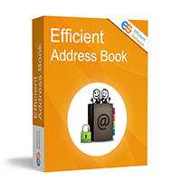 Efficient Address Book Network Coupon – 25%