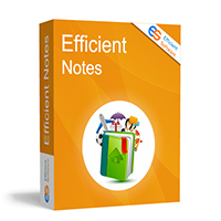 Efficient Notes Coupon – 80%