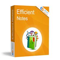 Efficient Notes Coupon – 80%