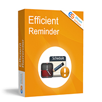 20% Efficient Reminder Coupon Code