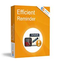 Efficient Reminder Coupon – 40% Off