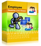15% OFF – Employee Desktop Live Viewer –  20 User License Pack